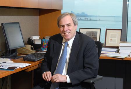 Professor Thomas Geraghty